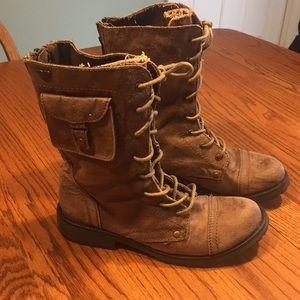 Roxy Oregon Love Combat Boots